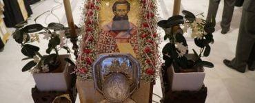 Πανήγυρις και Υποδοχή Τιμίας Κάρας Αγίου Βησσαρίωνος στα Τρίκαλα