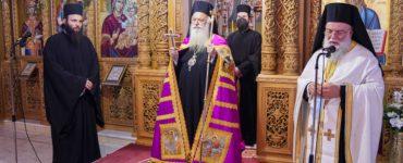 Πανήγυρις στη Χαλάστρα για τον πολιούχο της πόλεως Άγιο Αθανάσιο τον Κουλακιώτη