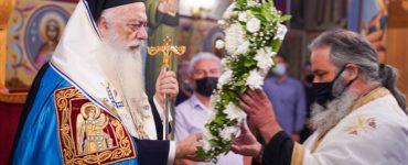 Βεροίας Παντελεήμων: Η Παναγία μας γεννήθηκε μέσα στην προσευχή