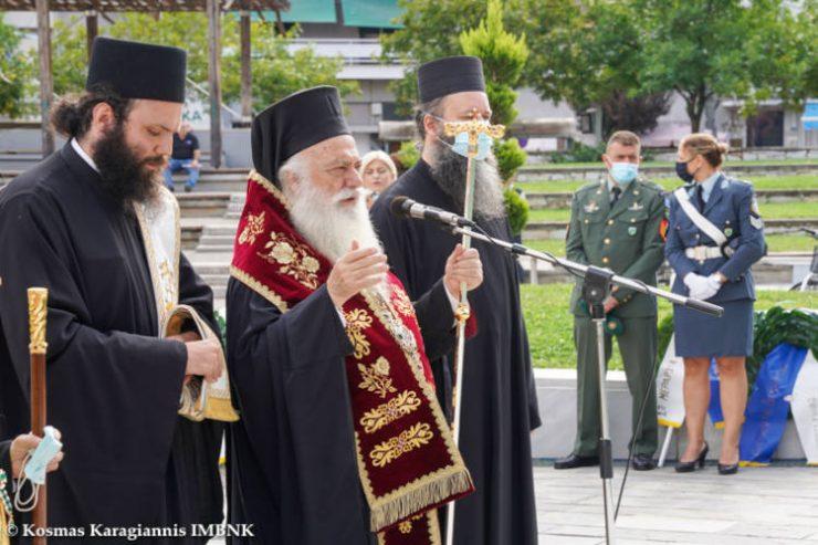 Μνημόσυνο για τα θύματα της Μικρασιατικής καταστροφής στη Βέροια