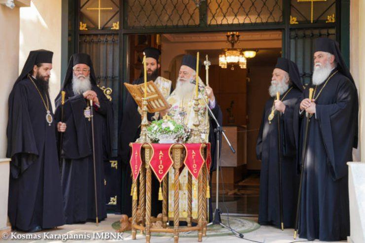 Πραγματοποιήθηκαν τα Εγκαίνια του Κειμηλιαρχείου της Μητροπόλεως Σερβίων και Κοζάνης (ΦΩΤΟ)