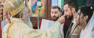 Χαλκίδος Χρυσόστομος σε μελλόνυμφους: Επιλέξτε τον απλό και σεμνό θρησκευτικό γάμο στη Θεία Λειτουργία