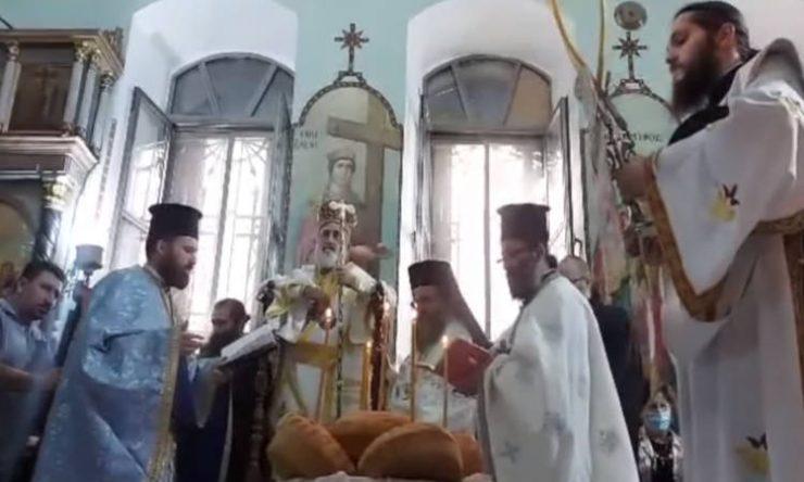 Η Εορτή των Αγίων Θεοπατόρων Ιωακείμ και Άννης στο Πατριαρχείο Ιεροσολύμων