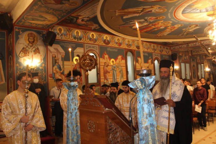 Προσκύνημα νέων της Ιεράς Μητροπόλεως Κίτρους στην Τήνο