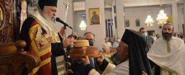 Πανηγύρισε ο Ιερός Ναός Αγίου Ιωάννου Θεολόγου Μετεώρων