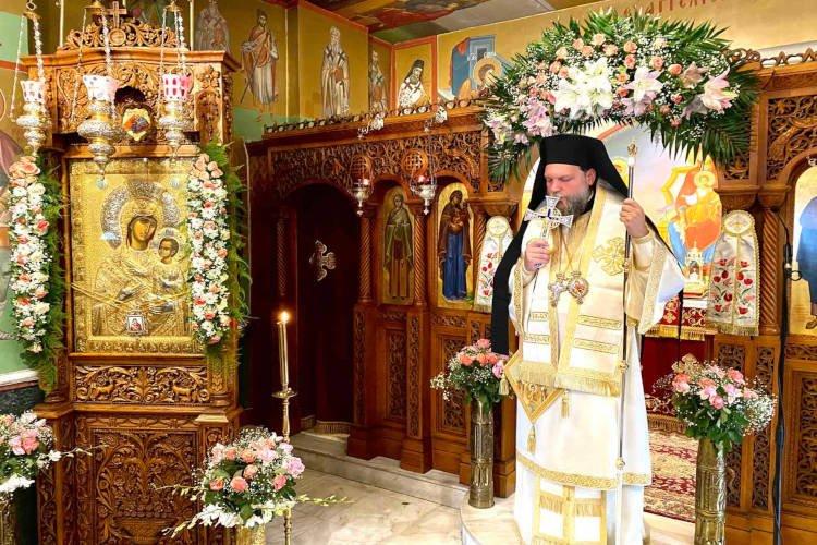 Η Εορτή της Συνάξεως Παναγίας Βηματάρισσας στη Νέα Ιωνία