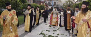 Εορτή της Συνάξεως των οκτώ εν τη Θεσσαλιώτιδι Εκκλησία Αγίων