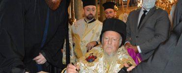 Η Νέα Σύνοδος του Οικουμενικού Πατριαρχείου