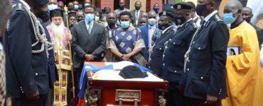 Στην αγκαλιά της Ουγκάντας αναπαύεται ο αείμνηστος Γέρων Καμπάλας κυρός Ιωνάς