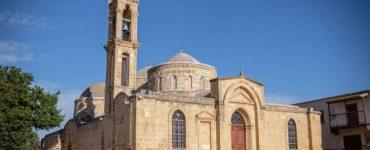 Πανήγυρις Αγίων Βαρνάβα και Ιλαρίωνος στην Περιστερώνα Μόρφου