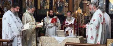 Αρχαιοπρεπής Λειτουργία Αγίου Ιακώβου του Αδελφοθέου στην Μητρόπολη Άρτης