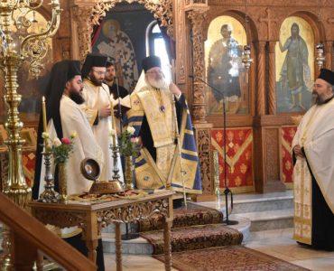 Η μνήμη του Αγίου Αρτεμίου στην Ορεστιάδα