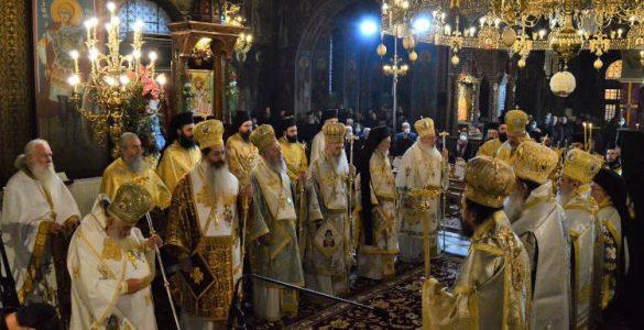 Η επίσημη Αγιοκατάταξη του Αγίου Καλλινίκου στην Έδεσσα