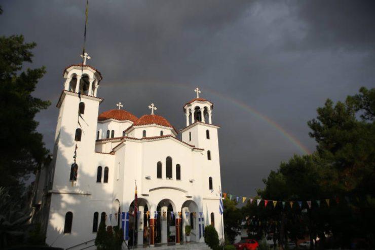 Επίκεντρο του 1ου Παμφθιωτικού Εορτασμού ο Ναός του Πολιούχου Λαμίας