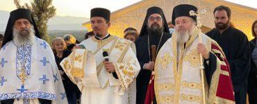 Εορτή Αγίου Θωμά στην Ιερά Μονή Αγίας Τριάδος των Τζαγκαρόλων
