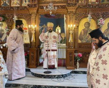 Πανηγυρικός εορτασμός στον Άγιο Γεράσιμο Χανίων