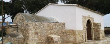 Αγρυπνία Αγίου Αποστόλου Θωμά και Οσίου Κενδέα στη Μητρόπολη Κιτίου