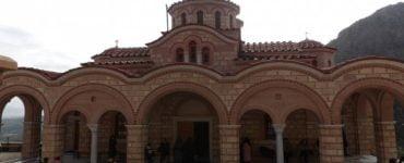 Εξελέγη νέα Ηγουμένη στο Ιερό Ησυχαστήριο «Ο Τίμιος Σταυρός» Μαψού Κορινθίας