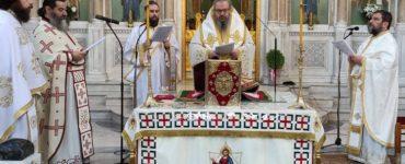 Η Αρχαιοπρεπή Θεία Λειτουργία του Αγίου Ιακώβου του Αδελφοθέου στη Λάρισα