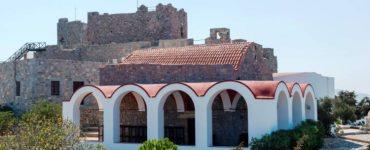 Κλειστός ο Ιερός Ναός Παναγίας Κάστρου Λέρου