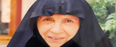 Εκοιμήθη η Γερόντισσα της Ιεράς Μονής Αγίου Ιωάννου Προδρόμου Μακρυνού