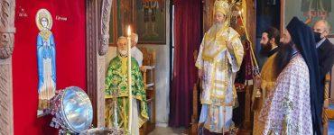 19η Επέτειος Επανακομιδής Τιμίας Κάρας Αγίας Ειρήνης στη Μητρόπολη Πατρών