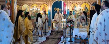 Εορτή Οσίου Χριστοδούλου στην Πάτρα