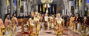 Εορτάστηκε μεγαλοπρεπώς στην Θεσσαλονίκη ο Άγιος Δημήτριος