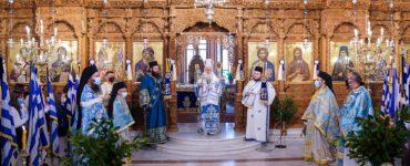 Η ηρωική Νάουσα εόρτασε την 109η επέτειο της απελευθερώσεως της