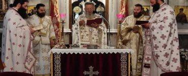 Αρχιερατικές Θείες λειτουργίες του Αγίου Ιακώβου του Αδελφοθέου στη Χαλκίδα