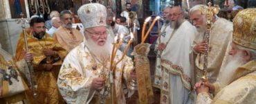 Η τριακονταετής επέτειος αρχιερατικής διακονίας του Μητροπολίτου Ναζαρέτ