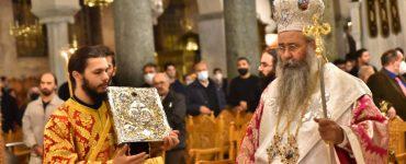 Ο Κίτρους Γεώργιος στον Άγιο Δημήτριο Θεσσαλονίκης (ΦΩΤΟ)