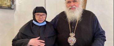Ονομαστική εορτή Γερόντισσας Χριστοδούλης της Μονής Μεταμορφώσεως Σωτήρος Χορτιάτη