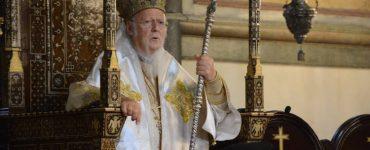 Ο Οικουμενικός Πατριάρχης στην Ρώμη