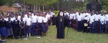 Αναστάσεως ημέρα στην Επισκοπή Μπουκόμπας