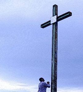 Προσευχή μέσα στην αναταραχή